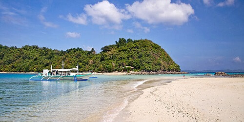 Exotic Island - Port Barton, Palawan, Filipijnen
