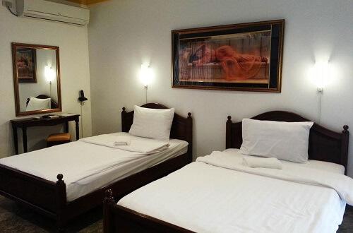 Standard Room hotel M08 - Puerto Princesa City, Palawan, Filipijnen