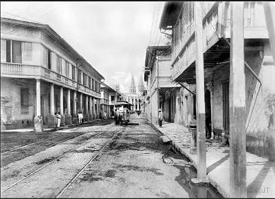 Felix R Hidalgo Street
