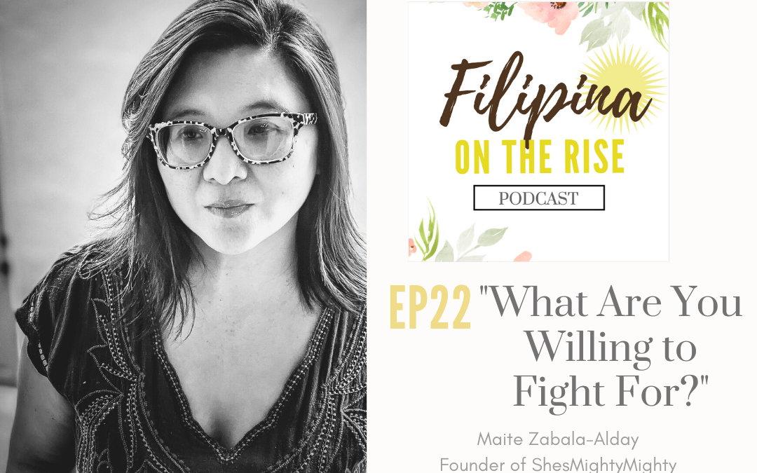 """What are you willing to fight for?"" How to Find Unity in Uncomfortable Conversations with Maite, Founder of Shes Mighty Mighty"