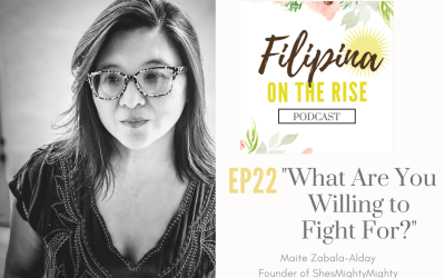 """""""What are you willing to fight for?"""" How to Find Unity in Uncomfortable Conversations with Maite, Founder of Shes Mighty Mighty"""