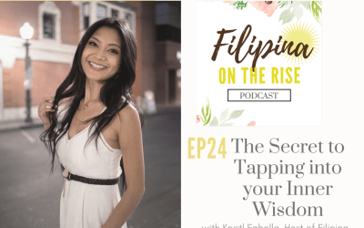 The Secret to Tapping Into Your Inner Wisdom & Power (+ Lessons Learned in 2020) with Krystl Fabella