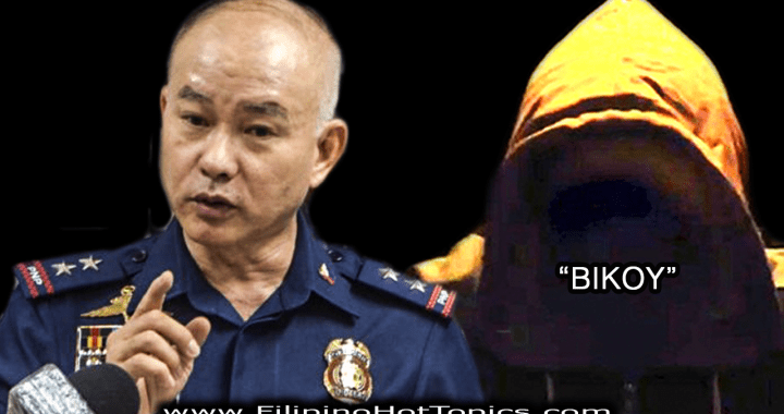 """""""Bikoy"""" and other persons behind the narco-videos may face cyber charges – PNP Chief Albayalde"""