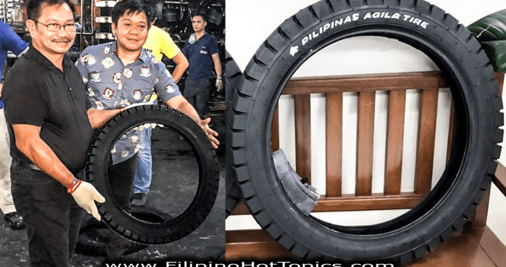 Good news: Gov't launches 1st farmer-owned rubber tire brand