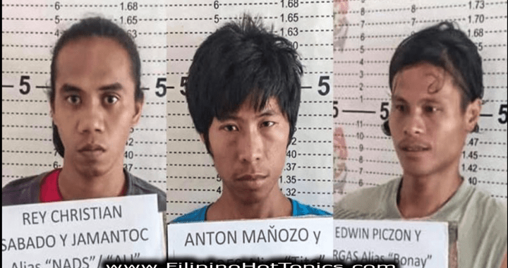 Captured NPA rebels reveal recruitment of students, extortion