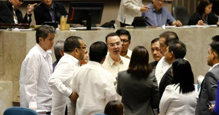 ABS-CBN franchise renewal to schedule the hearings in May -Speaker Cayetano