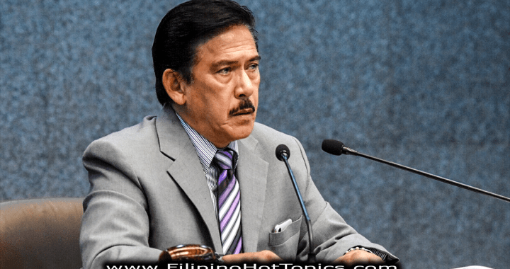 SP Tito Sotto, delay sa implementasyon ng National ID system nais imbestigahan