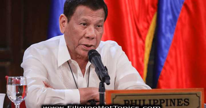 Pres Duterte to either sign anti-terror bill or allow it to lapse