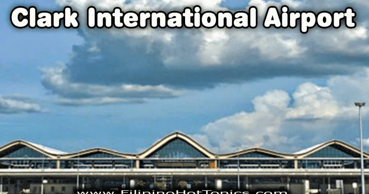 DOTr, Clark Airport's new terminal 99.14% complete