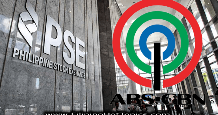 Trading ng ABS-CBN sa Philippine Stock Exchange, sinuspinde na
