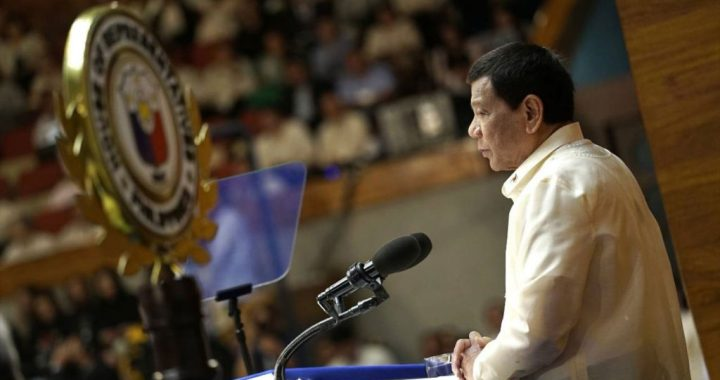 President Duterte warns 'opportunists' amid Covid-19 pandemic