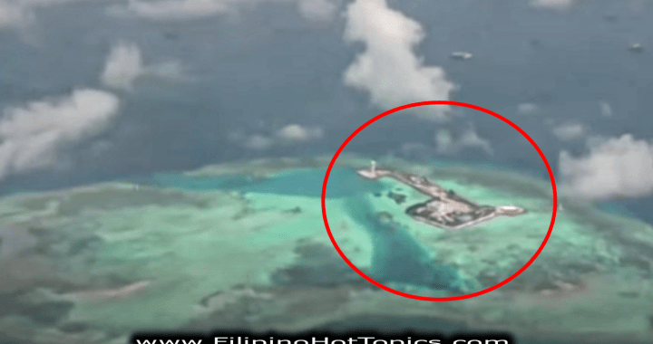 Illegal structures spotted off WPS not new: AFP