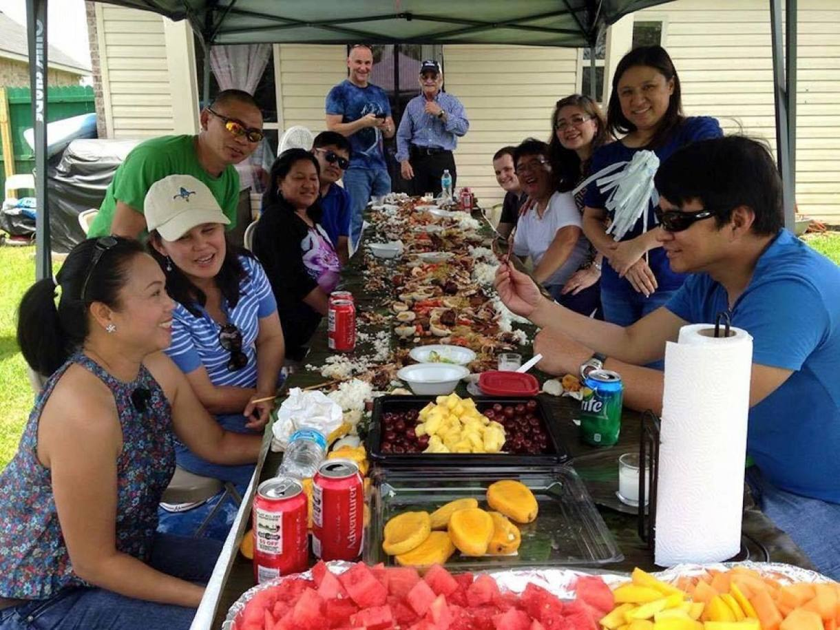 Father's Day Boodle Fight