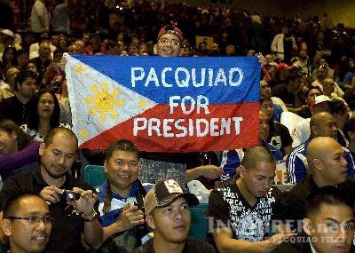 Desecrating the Philippine flag (2/4)