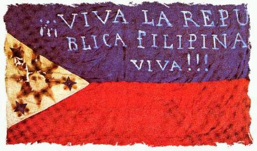Desecrating the Philippine flag (1/4)