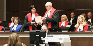 First Filipino judge in Calgary