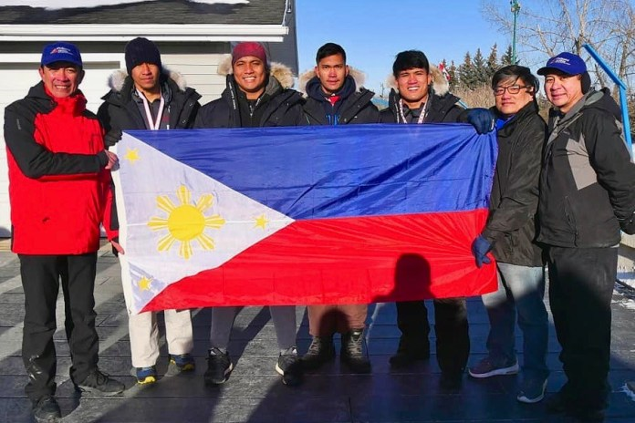 Philippine Bobsled Team