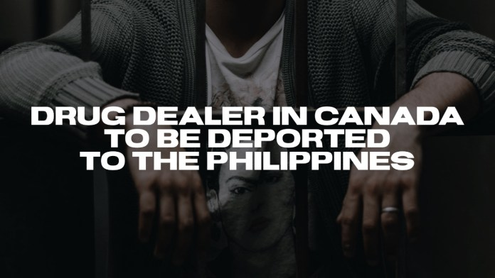 Filipino drug dealer
