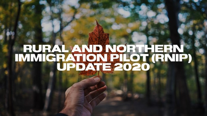 Rural and Northern Immigration Pilot (RNIP)
