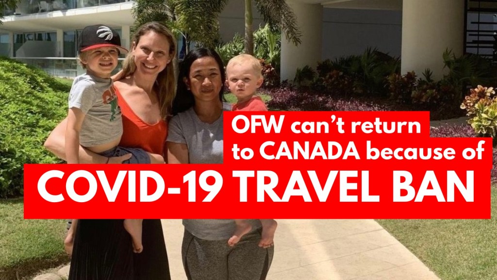 OFW banned