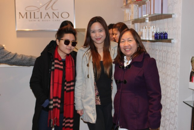 At Miliano Skin and Body Care