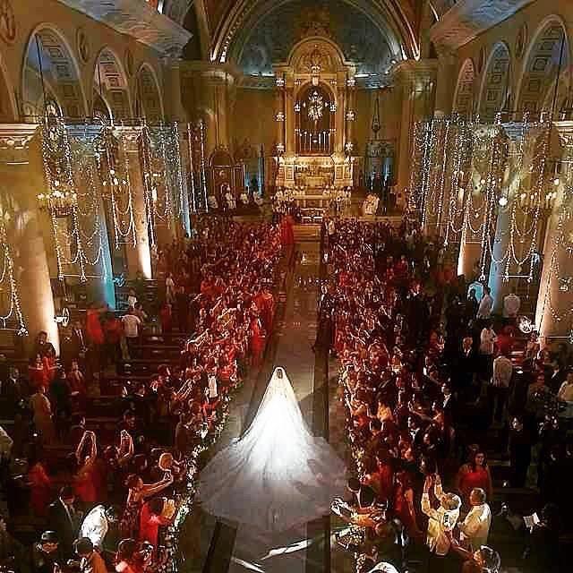 Dingdong And Marian Wed At This Year's Most Lavish Wedding