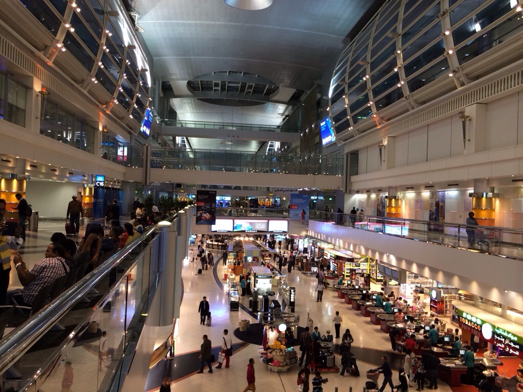 Dubai Airport Installing Face Scanners The Filipino Times