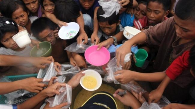 Image result for poor filipino eating