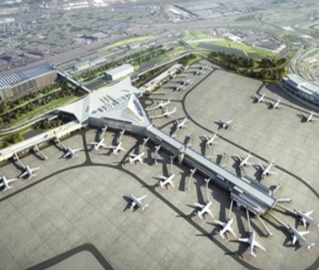 Construction Of Worlds Biggest Airport In Bulacan To Start In 2019 Smc Announces