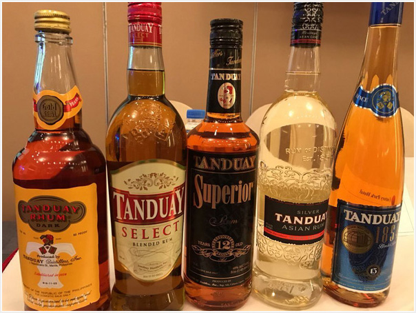 Rum, the filipino Choice!