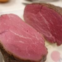 【超絶品】高いフィレ肉を低温調理したら、高級ホテルのステーキになった。