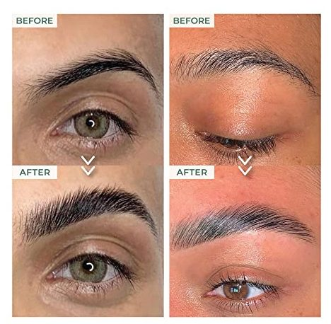lash lift brow lamination at home before and after pictures pics of brow lamination