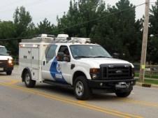 fema furgone emergenza