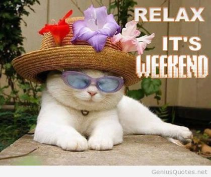 Its-weekend-just-relax