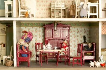 Casa di bambole