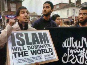 Islam domina