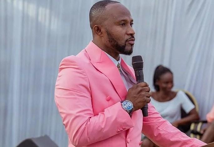 Pastor Prince Elisha Osei Kofi