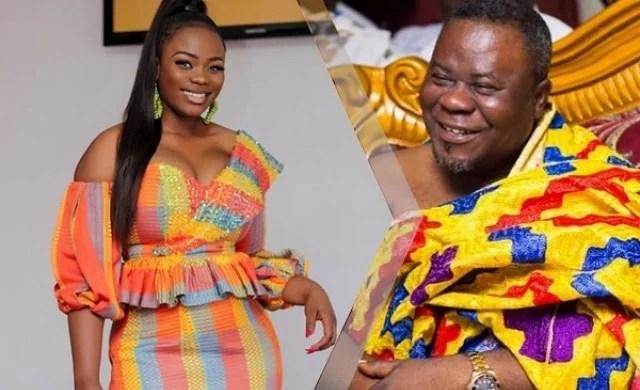 Akua GMB and Dr Kwaku Oteng