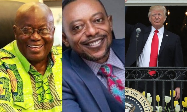 Nana Addo Owusu Bempah Donald Trump