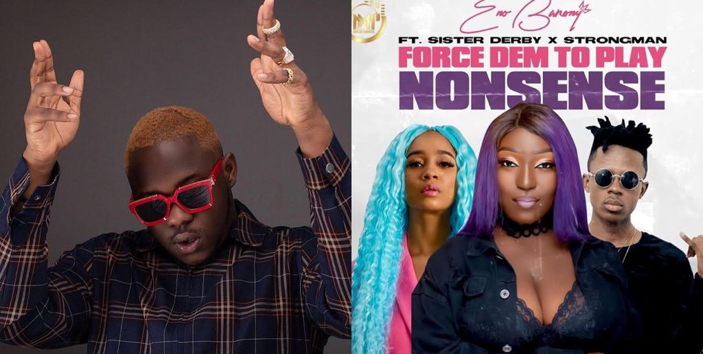 """Medikal Reacts Eno's Diss Song """"Force Dem To Play Nonsense"""" Ft Strongman & Sister Derby"""