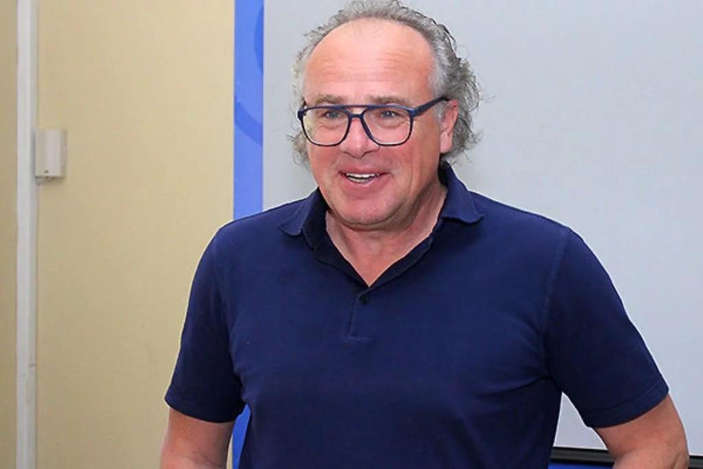 Bernhard Lippert, GFA technical director