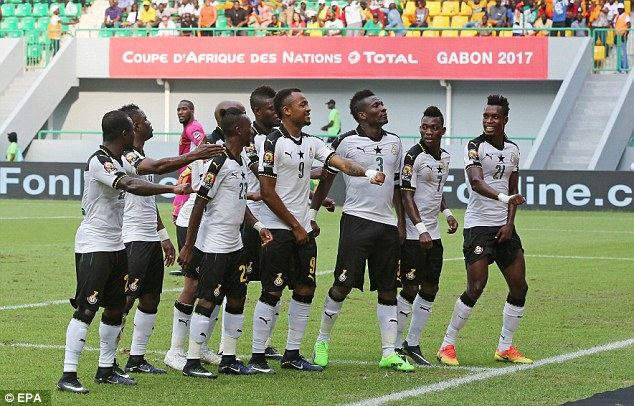 What Black Stars Players Are Saying Ahead Of Mali Clash