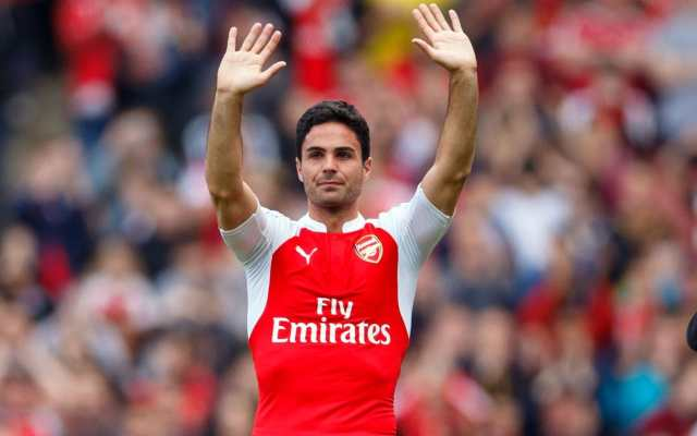 arteta arsenal manager