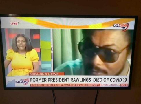 Actual Cause Of Jerry John Rawlings Death Revealed