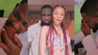 Ghanaian Medical Doctor Who Got Broken Heart Has Reunited With His Girlfriend