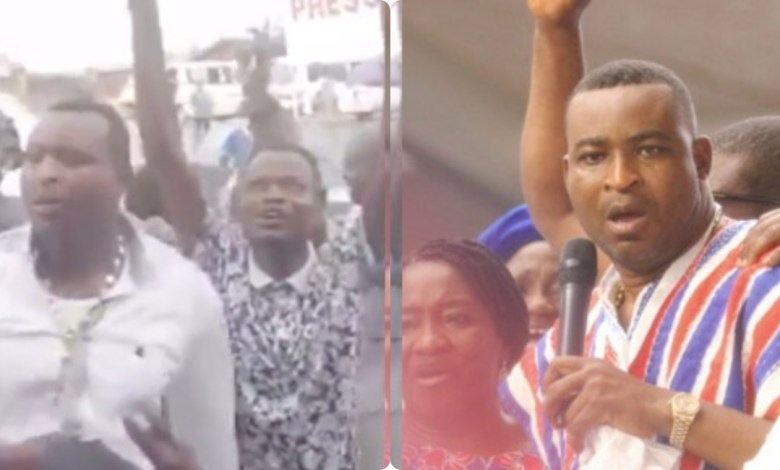 Chairman Wontumi 'Dirties' Himself As He Jubilates NPP's Win