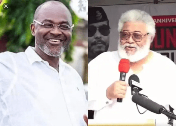 BREAKING: Kennedy Agyapong Fingered In Rawlings Death– Atubiga Calls For His Arrest