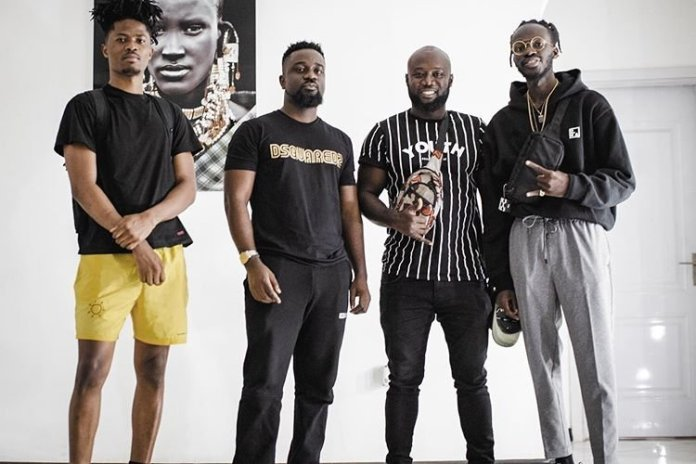 MTV Africa Music Awards 2021; Sarkodie, Kwesi Arthur Grab Nominations; See FULL List