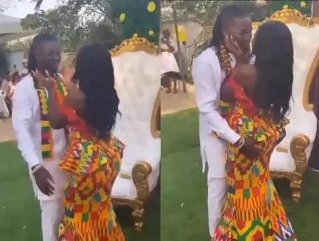 wisa greid's wedding
