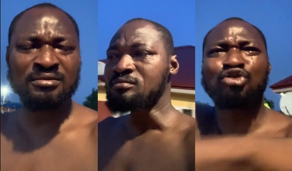 Funny Face insults Ghana Police